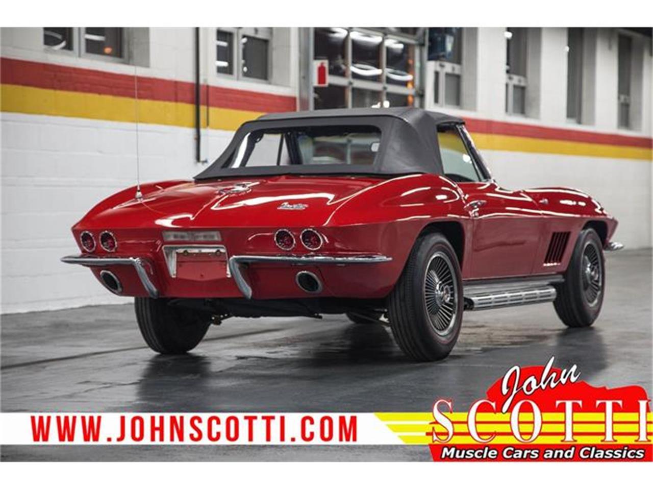 Large Picture of '67 Corvette located in Quebec - $59,990.00 - GA0F