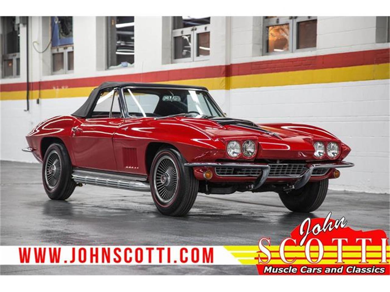 Large Picture of Classic '67 Corvette located in Quebec - GA0F