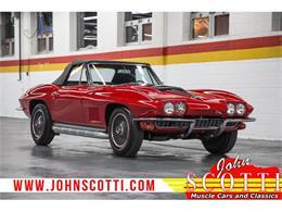 Picture of Classic '67 Chevrolet Corvette Offered by John Scotti Classic Cars - GA0F