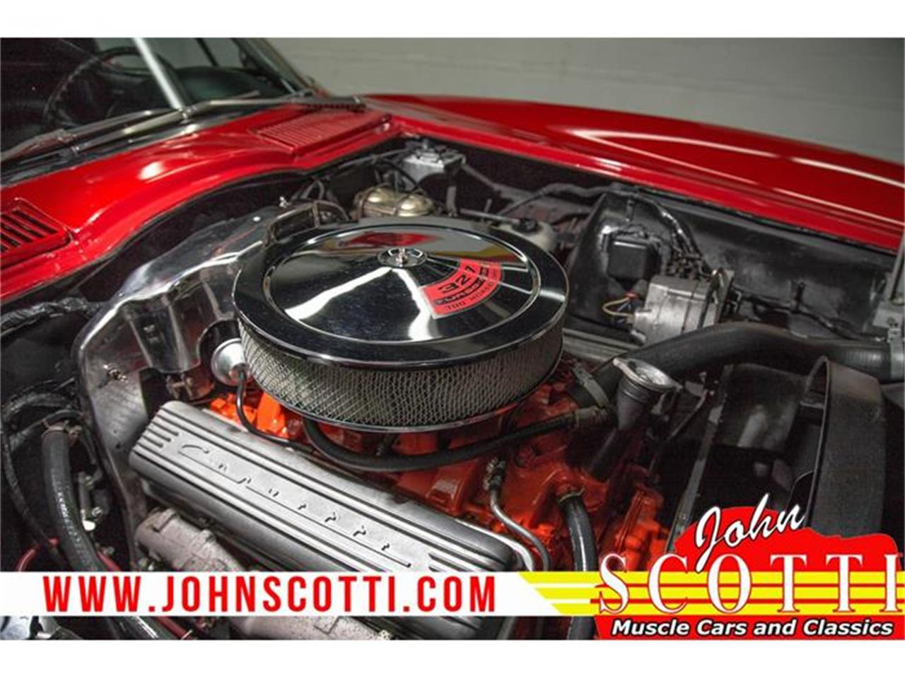 Large Picture of 1967 Corvette located in Montreal Quebec - $59,990.00 Offered by John Scotti Classic Cars - GA0F