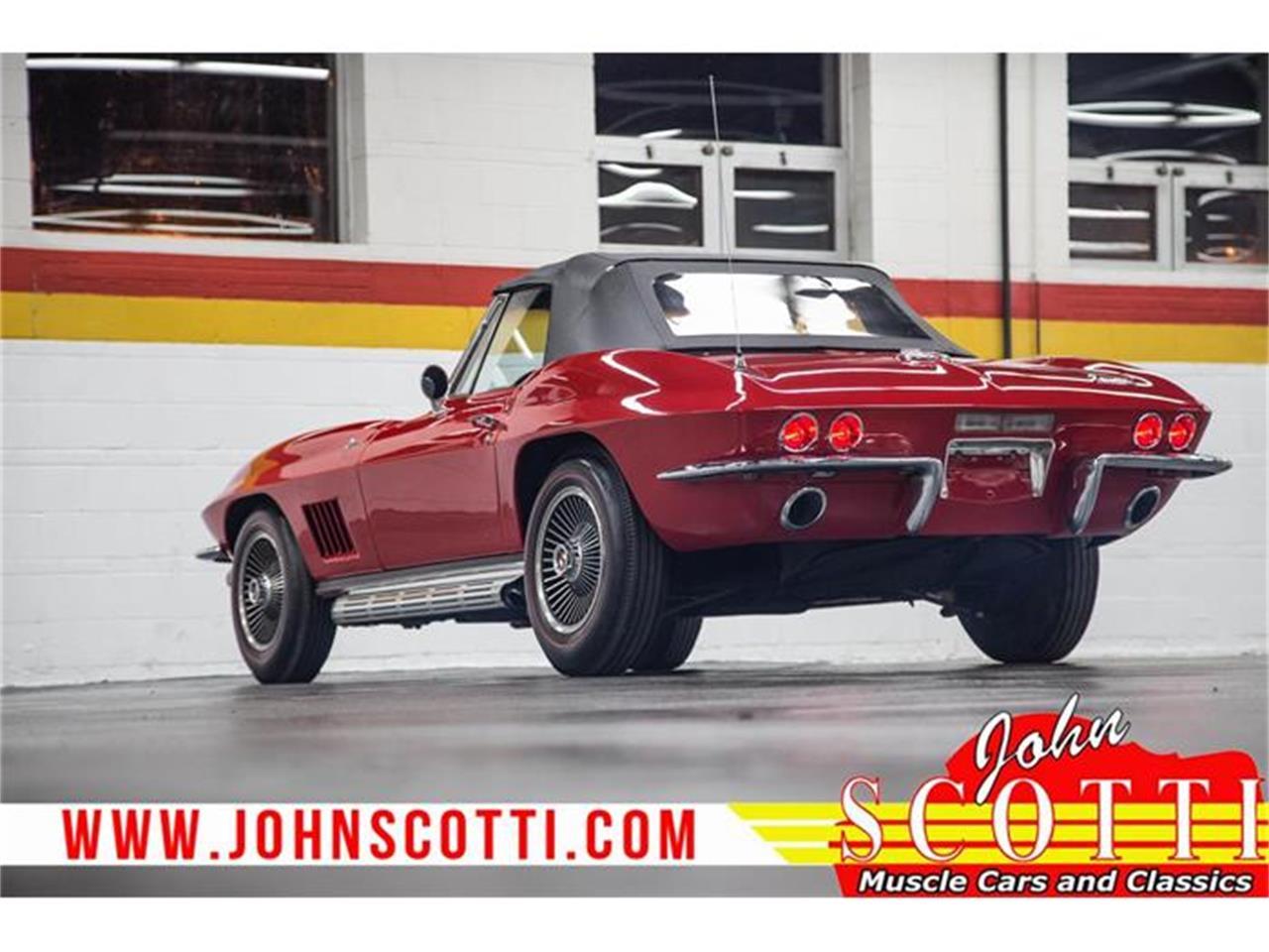 Large Picture of '67 Chevrolet Corvette - $59,990.00 - GA0F