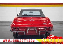 Picture of Classic '67 Chevrolet Corvette located in Quebec Offered by John Scotti Classic Cars - GA0F