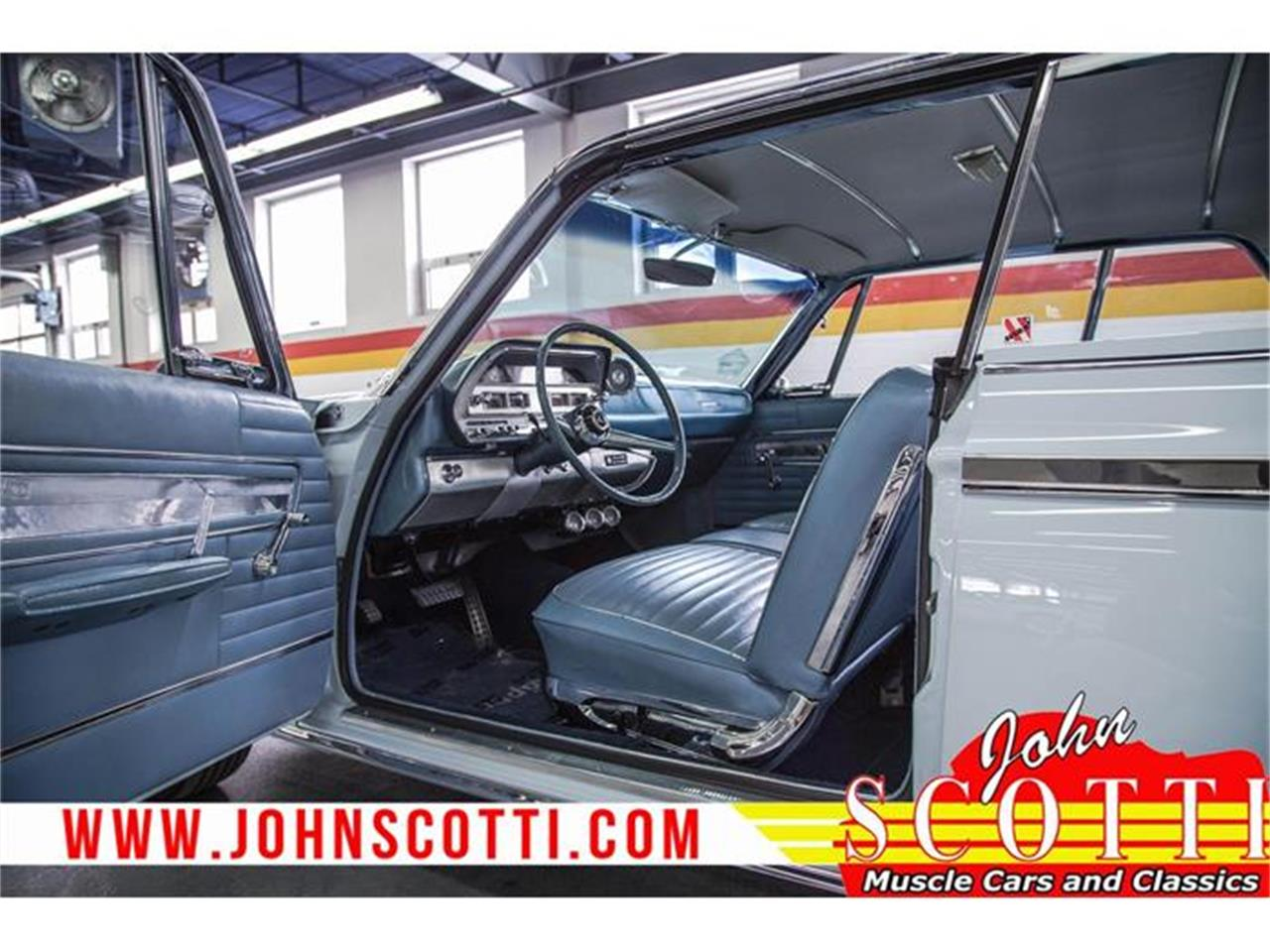Large Picture of 1963 Dodge Polara located in Montreal Quebec - $54,500.00 Offered by John Scotti Classic Cars - GA0M