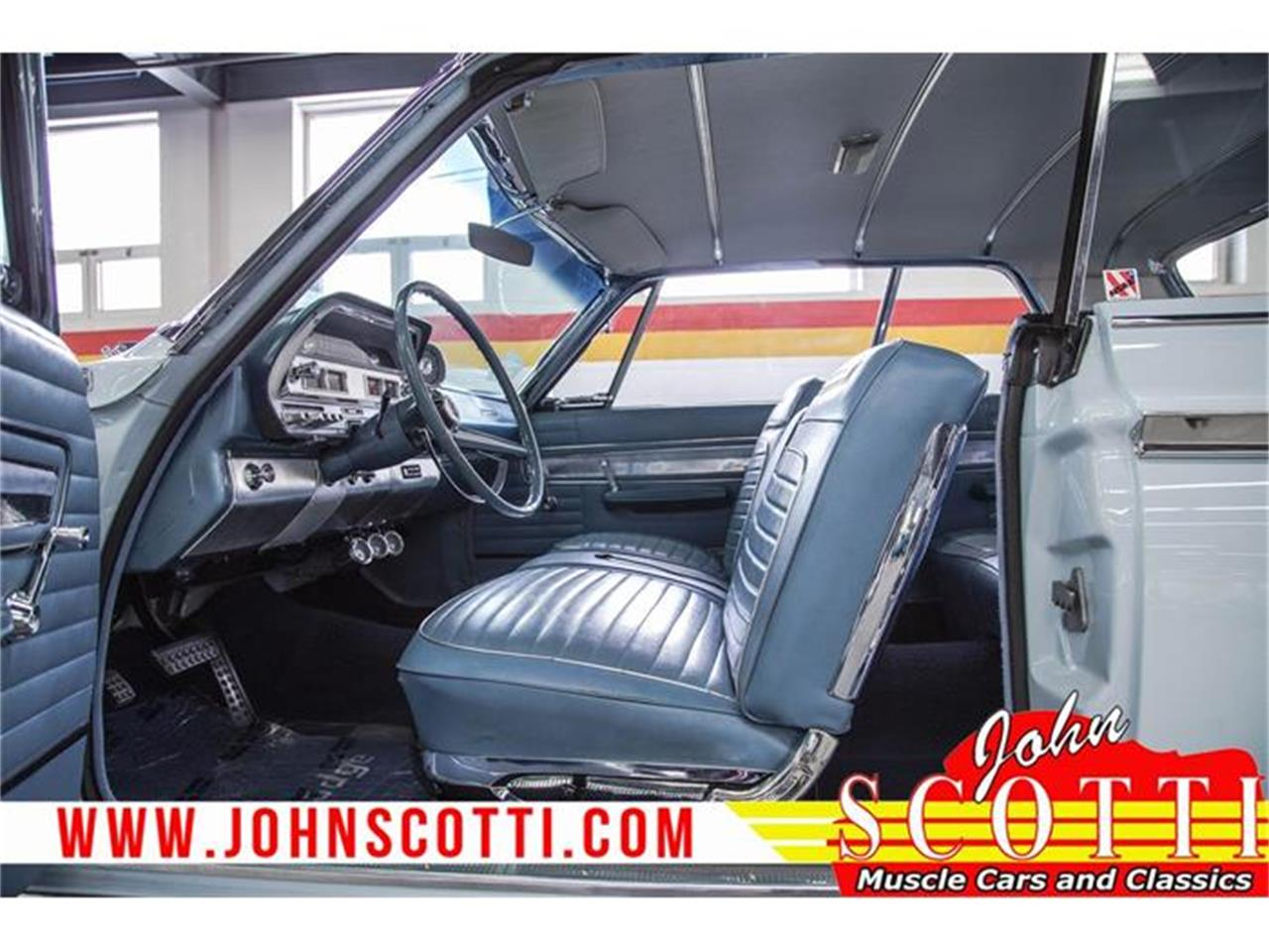 Large Picture of '63 Dodge Polara Offered by John Scotti Classic Cars - GA0M