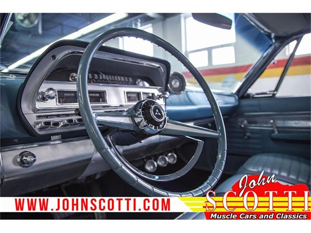 Large Picture of Classic '63 Dodge Polara located in Montreal Quebec Offered by John Scotti Classic Cars - GA0M