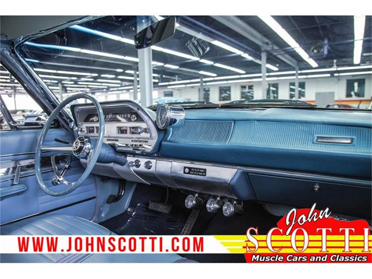Large Picture of Classic 1963 Dodge Polara Offered by John Scotti Classic Cars - GA0M