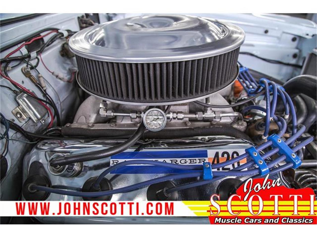 Large Picture of '63 Polara located in Quebec - $54,500.00 Offered by John Scotti Classic Cars - GA0M