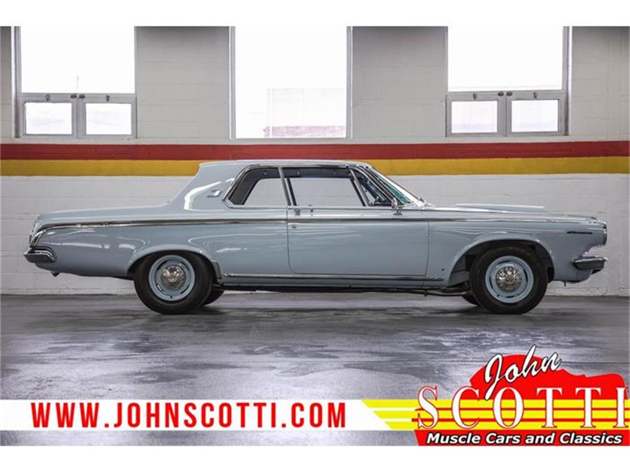 Large Picture of Classic '63 Dodge Polara located in Quebec - $54,500.00 Offered by John Scotti Classic Cars - GA0M