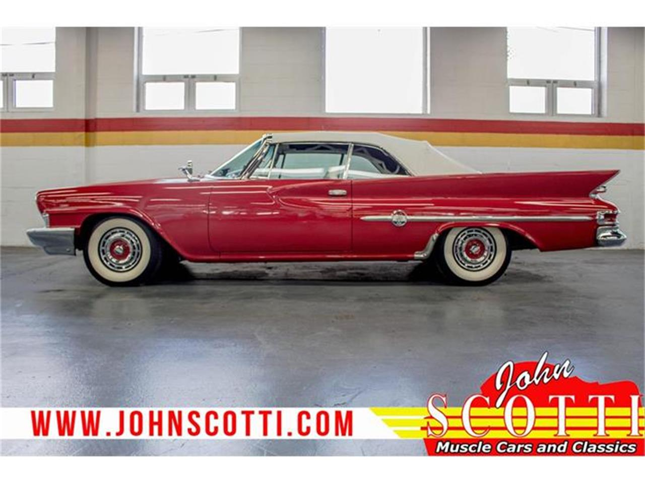 Large Picture of '61 Chrysler 300G Offered by John Scotti Classic Cars - GA0T