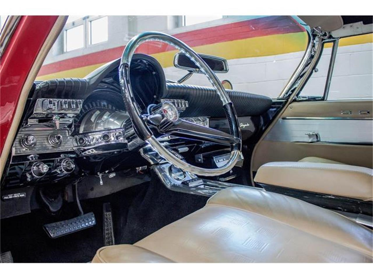 Large Picture of '61 Chrysler 300G located in Montreal Quebec Offered by John Scotti Classic Cars - GA0T