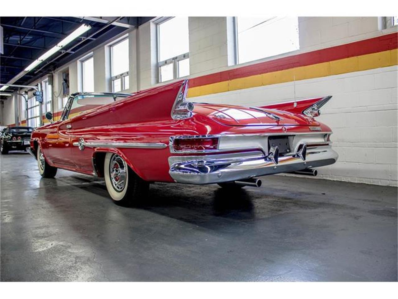 Large Picture of Classic 1961 Chrysler 300G located in Montreal Quebec - $169,990.00 Offered by John Scotti Classic Cars - GA0T
