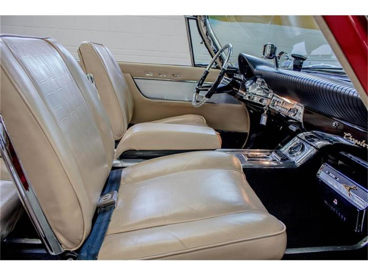 Large Picture of Classic 1961 Chrysler 300G located in Quebec Offered by John Scotti Classic Cars - GA0T