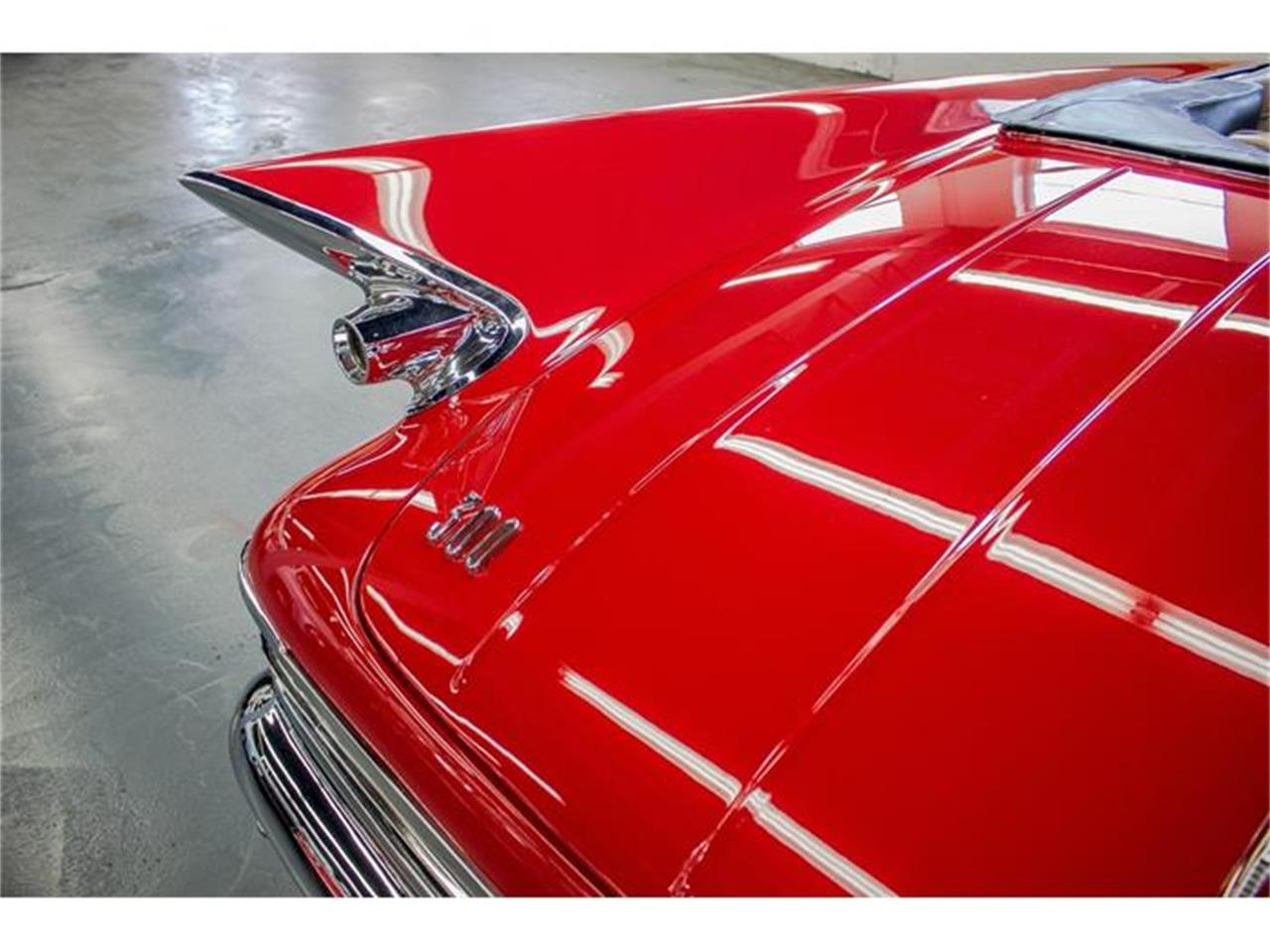 Large Picture of Classic '61 Chrysler 300G located in Quebec - $169,990.00 Offered by John Scotti Classic Cars - GA0T
