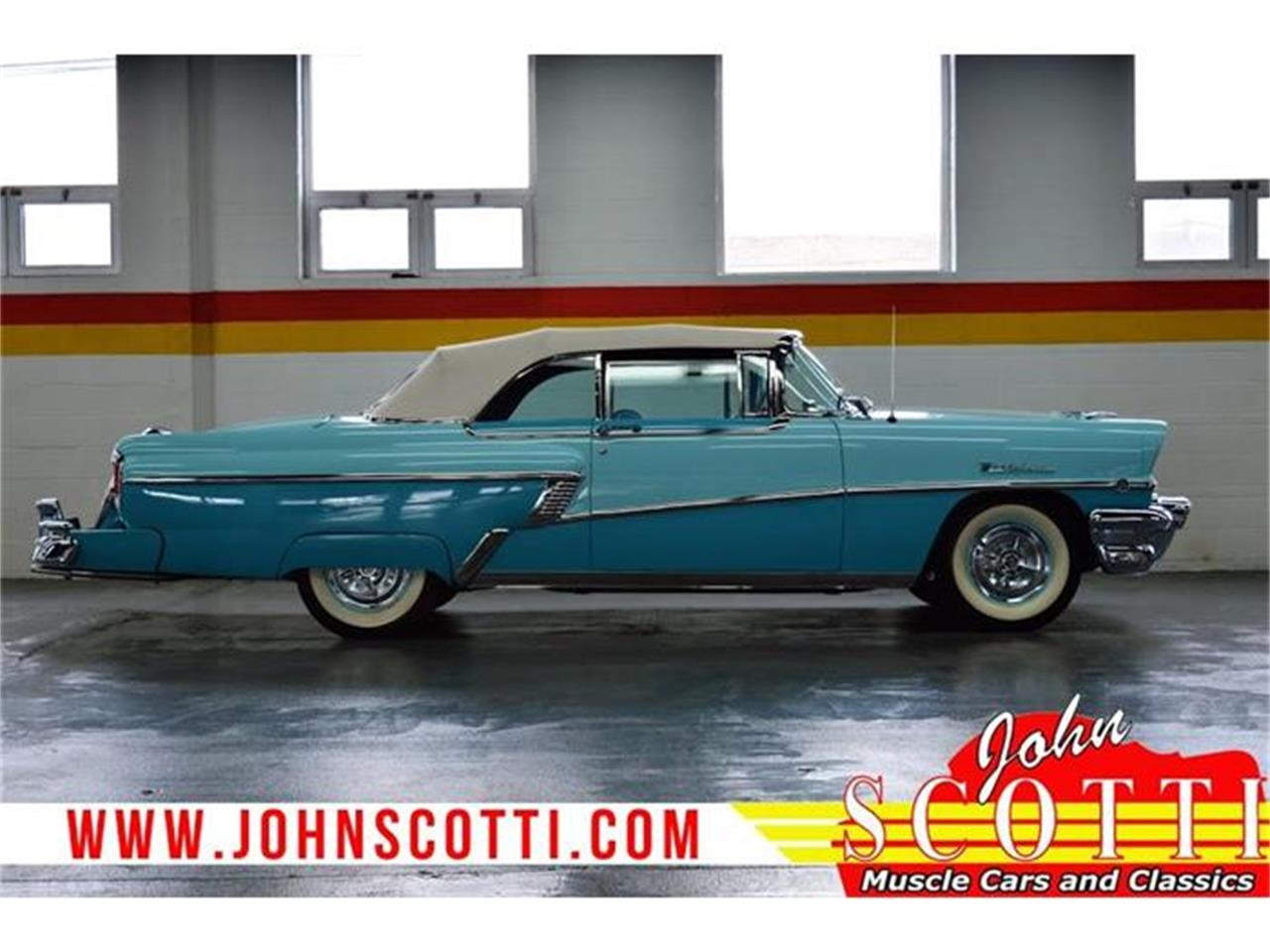 Large Picture of Classic '56 Mercury Montclair located in Quebec - $69,900.00 Offered by John Scotti Classic Cars - GA0Y