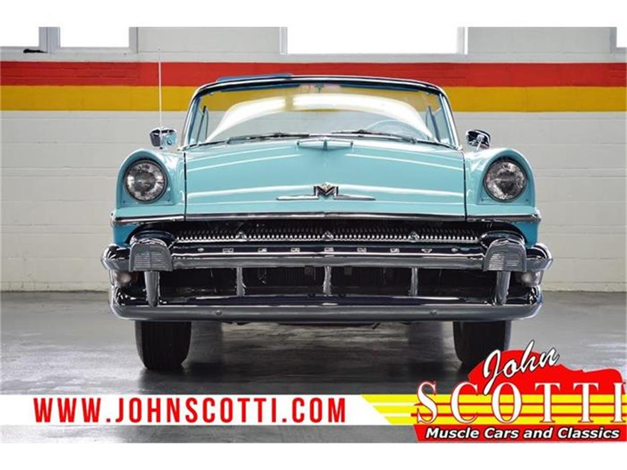 Large Picture of 1956 Mercury Montclair located in Montreal Quebec Offered by John Scotti Classic Cars - GA0Y
