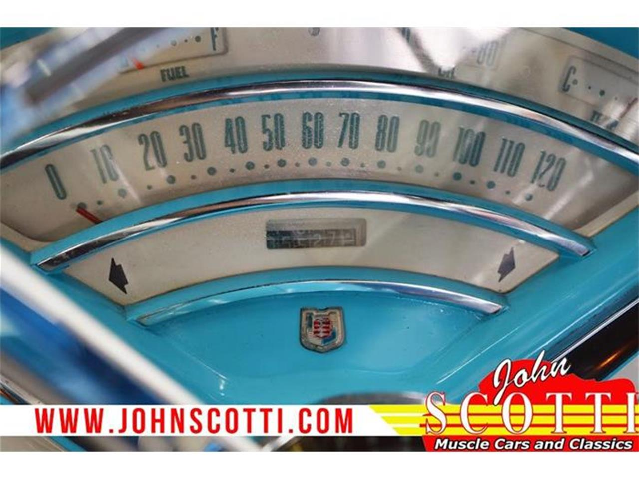 Large Picture of Classic 1956 Mercury Montclair located in Quebec Offered by John Scotti Classic Cars - GA0Y