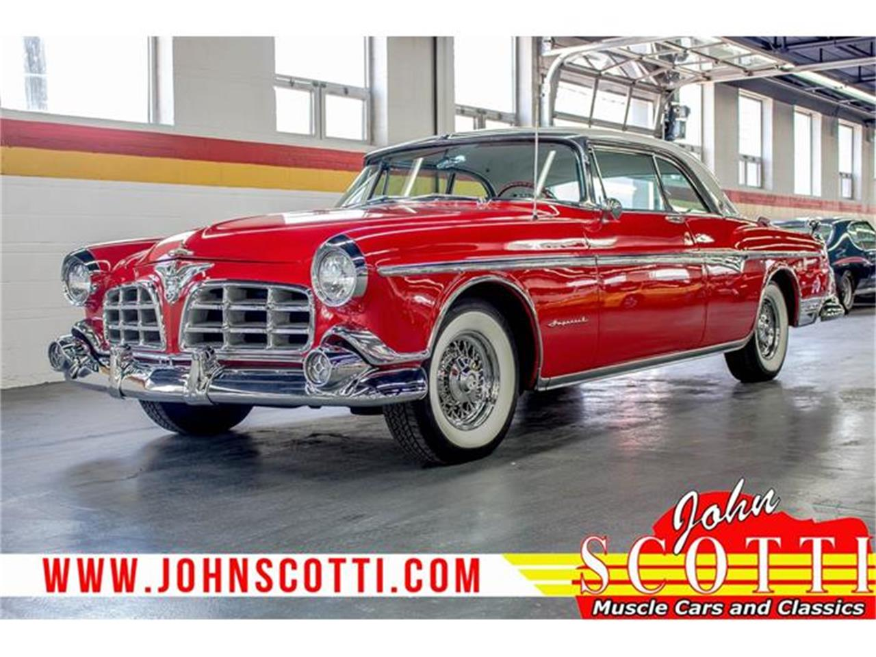 Large Picture of '55 Imperial - GA10