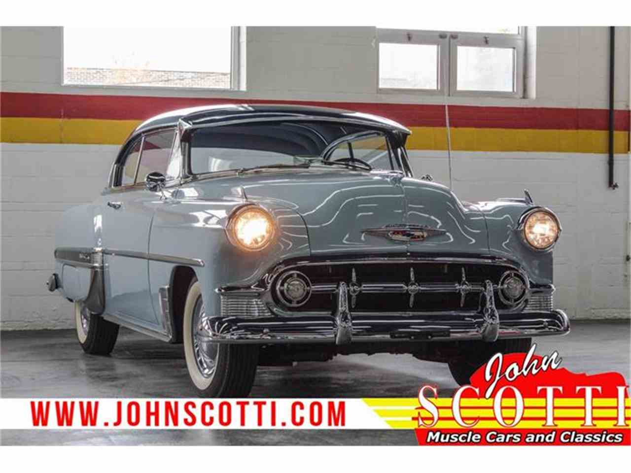 Large Picture of '53 Bel Air - GA11
