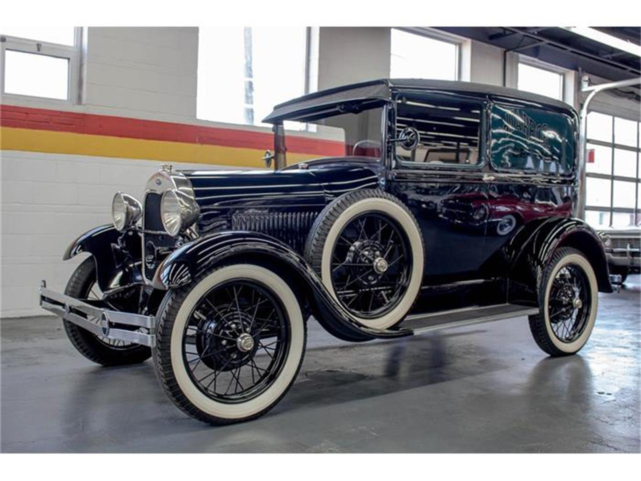 Large Picture of 1929 Ford Model A located in Montreal Quebec - $34,995.00 Offered by John Scotti Classic Cars - GA2T