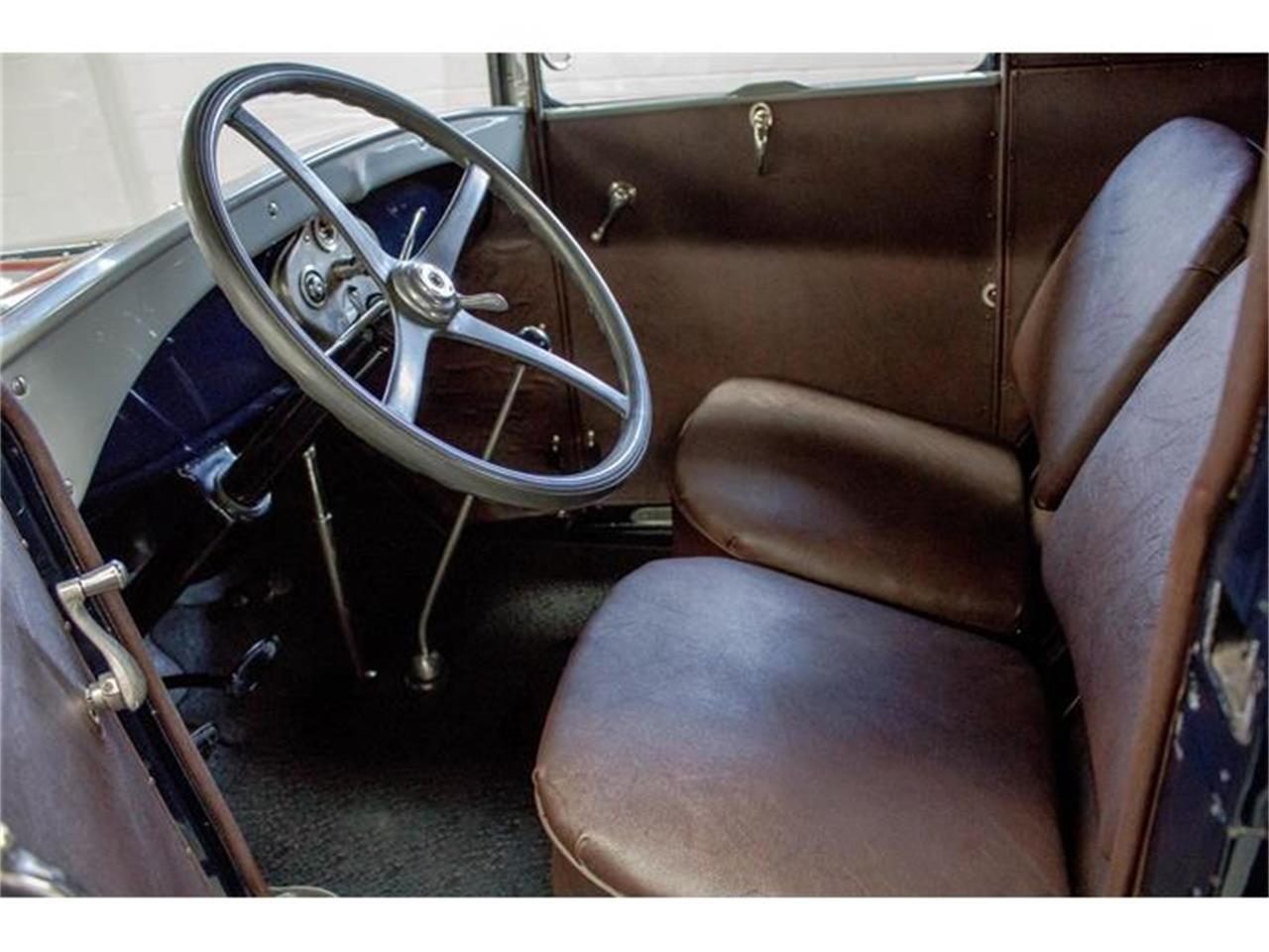 Large Picture of '29 Ford Model A located in Montreal Quebec Offered by John Scotti Classic Cars - GA2T