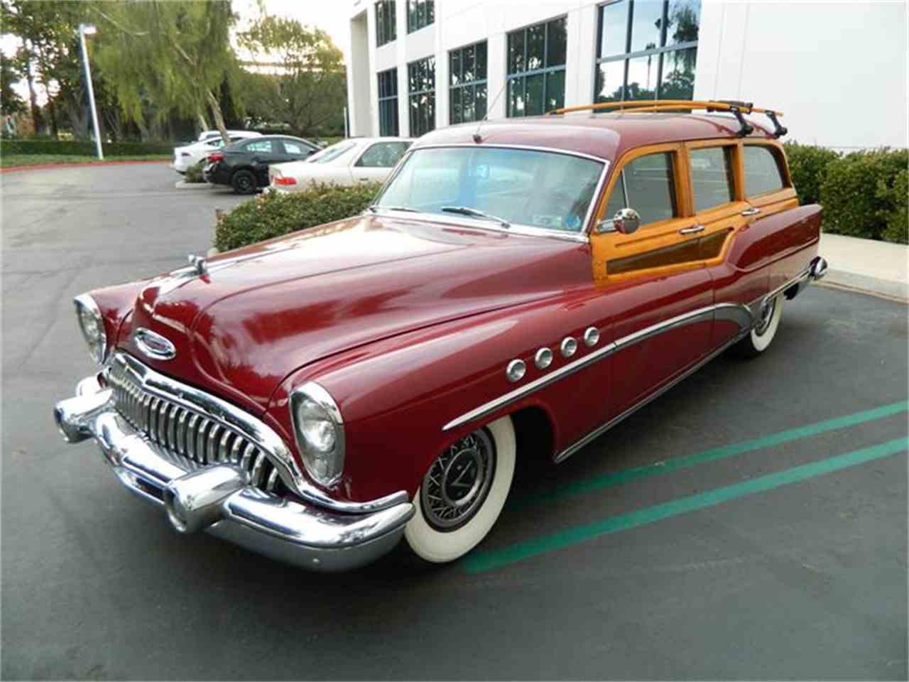 1953 buick roadmaster for sale cc 759714. Black Bedroom Furniture Sets. Home Design Ideas
