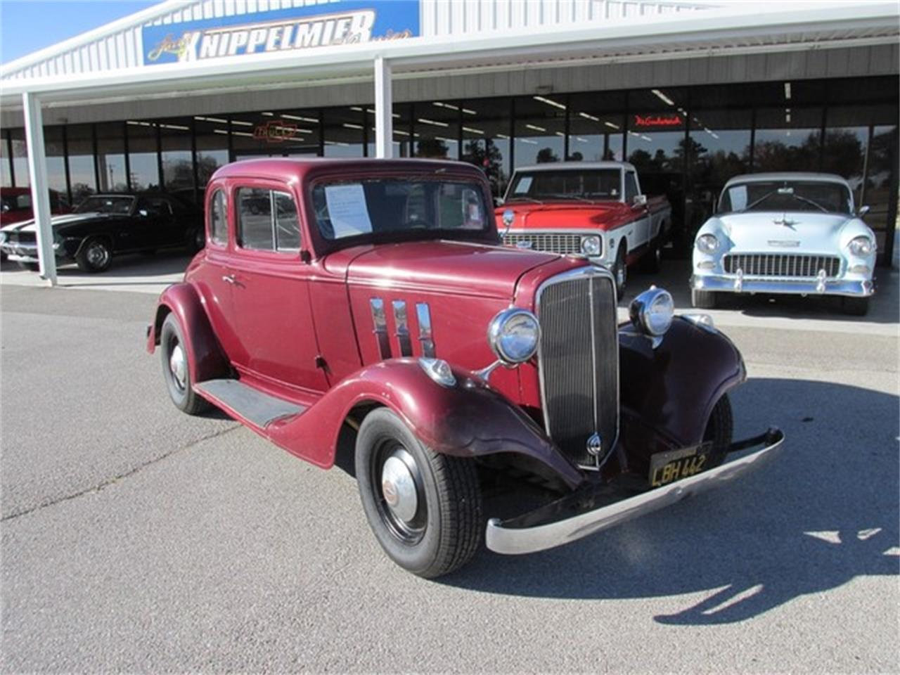 Large Picture of '33 2-Dr Coupe - GA83