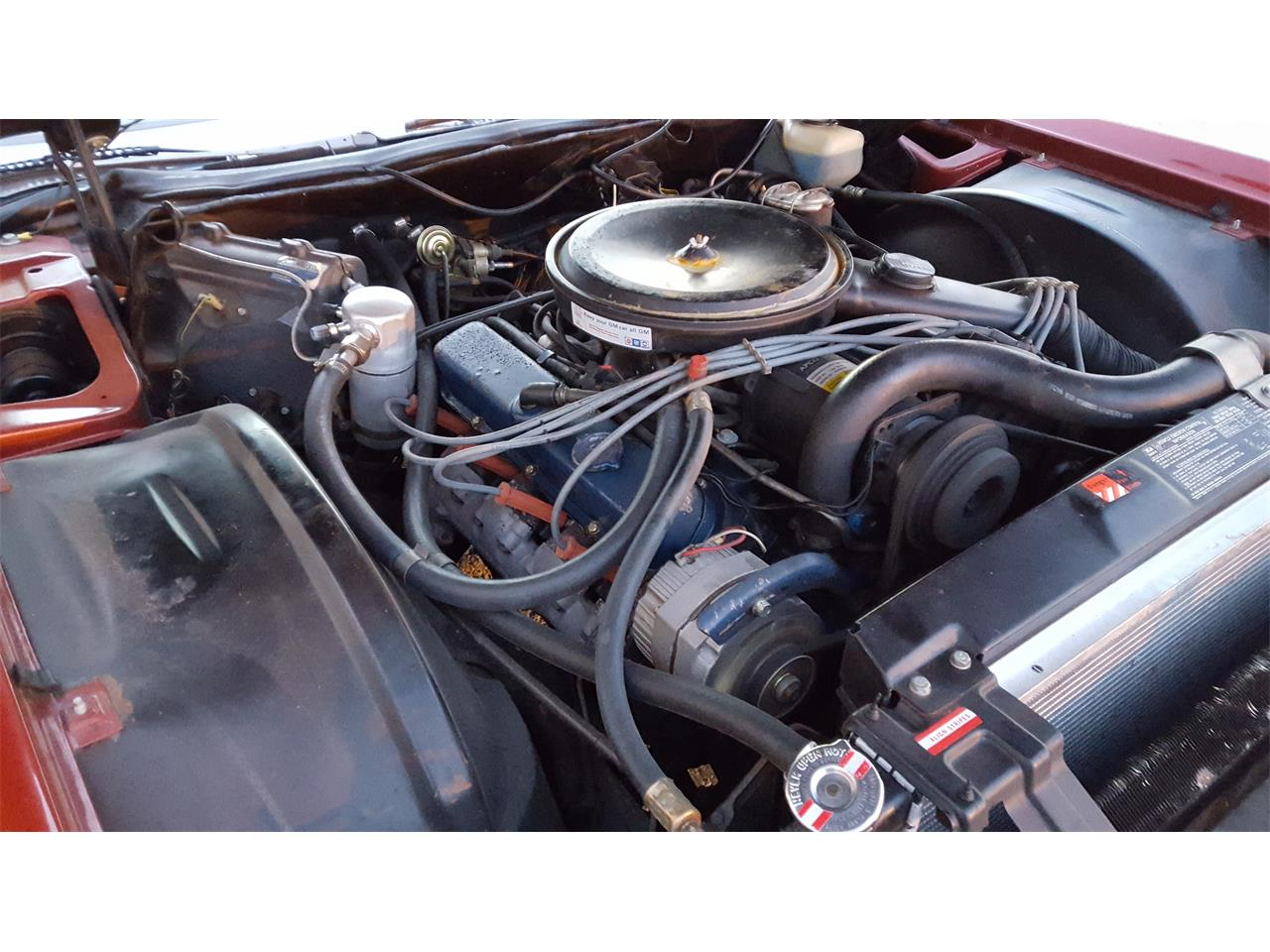 Large Picture of 1976 Cadillac Eldorado Offered by a Private Seller - GA9P