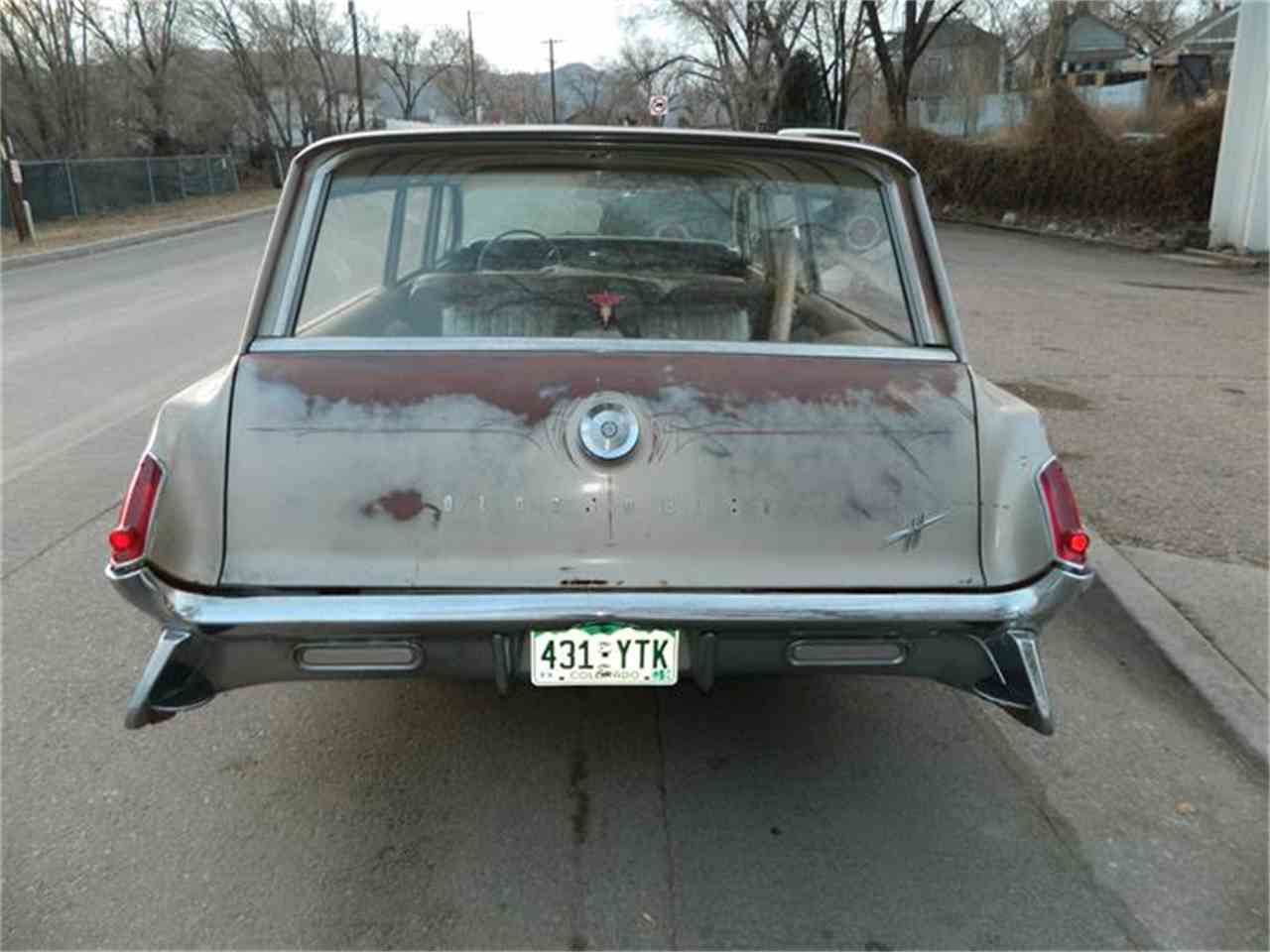 Large Picture of '61 Wagon - GA9V