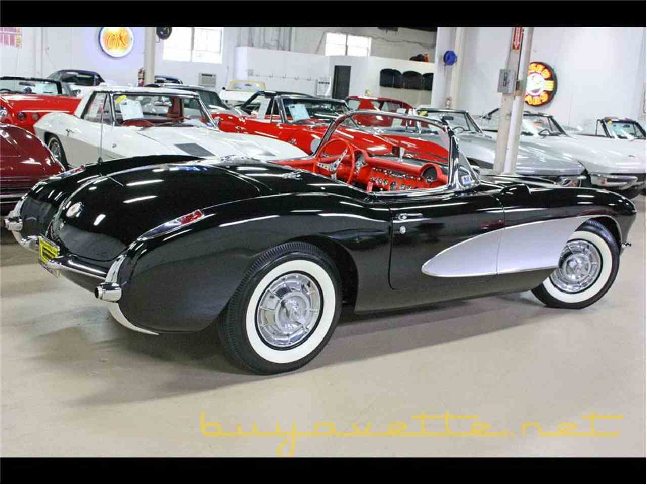 Large Picture of '57 Corvette - GAAW