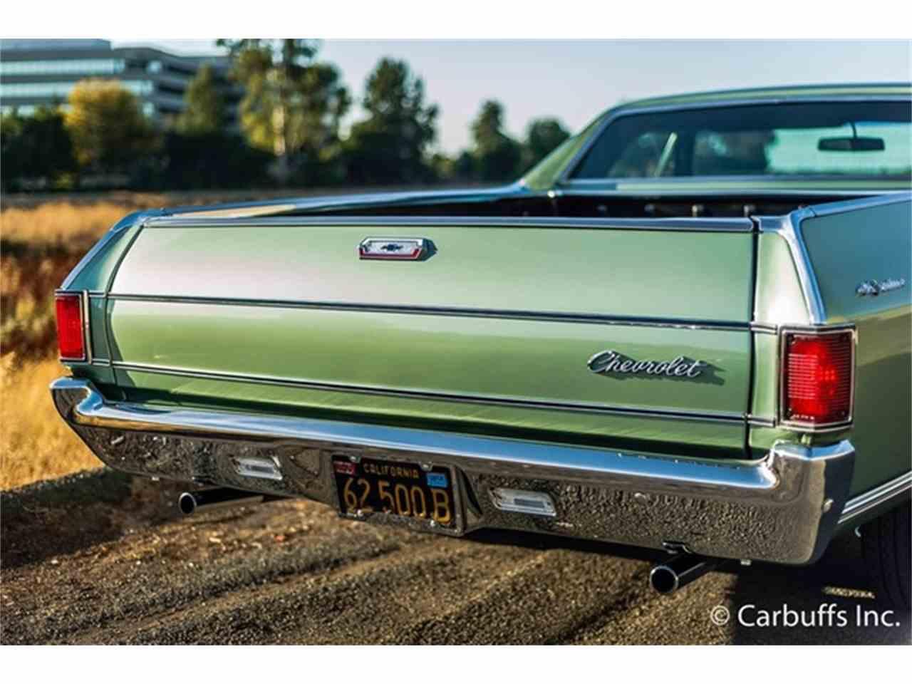 Large Picture of '68 El Camino - GACC