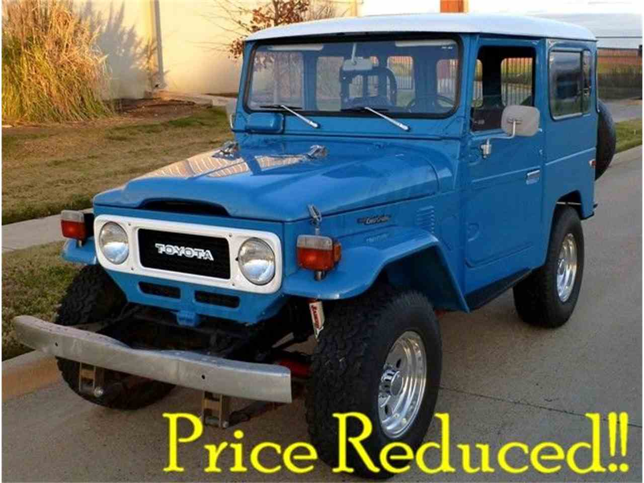 Large Picture of '80 Land Cruiser FJ - GBGK