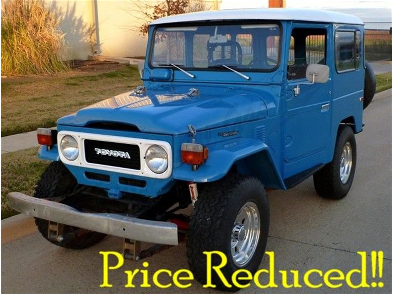 1980 Toyota Land Cruiser Fj For Sale Cc 761348 1960s Jeep Large Picture Of 80 Gbgk