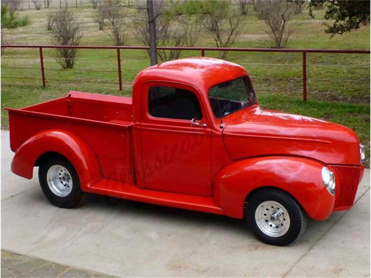Large Picture of '40 Pickup - GBGM