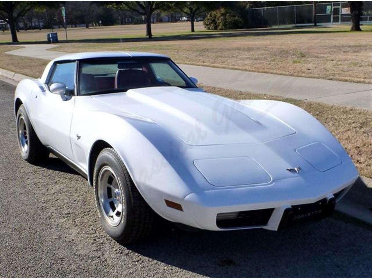 Large Picture of '79 Corvette - GBGO