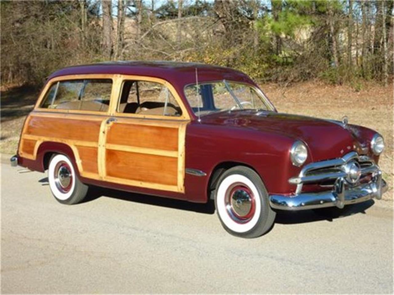 1949 Ford Woody Wagon For Sale Cc 761420 2 Door Sedan Large Picture Of 49 Gbik