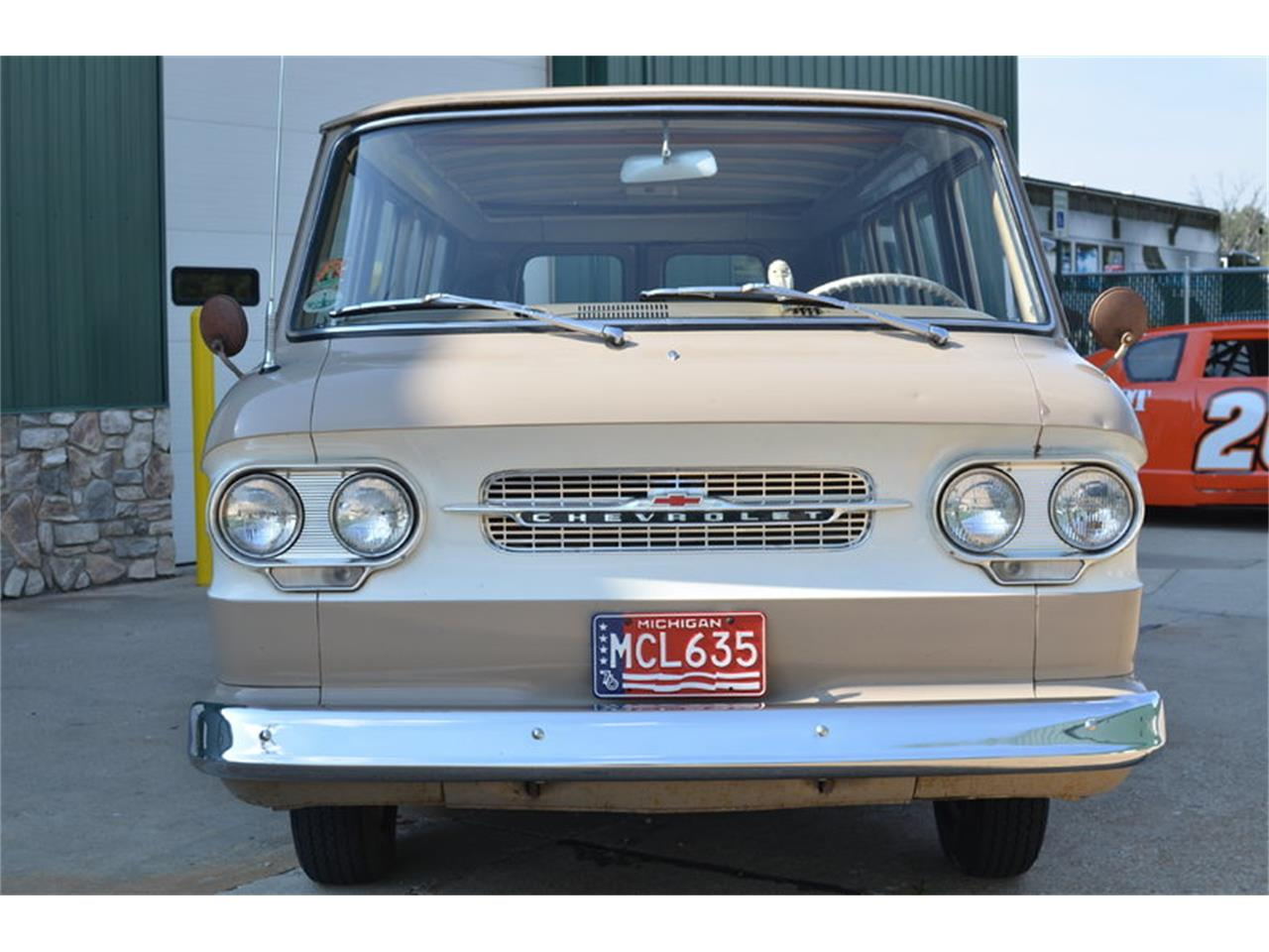 Large Picture of '62 Corvair located in Holland Michigan - $24,900.00 - GBJQ