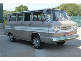 Picture of '62 Chevrolet Corvair located in Holland Michigan - $24,900.00 - GBJQ