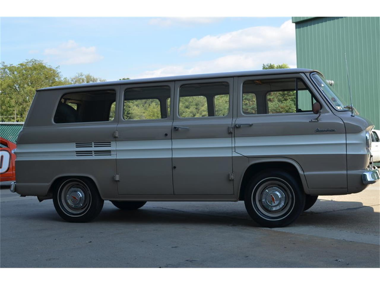 Large Picture of Classic 1962 Corvair located in Holland Michigan - $24,900.00 - GBJQ