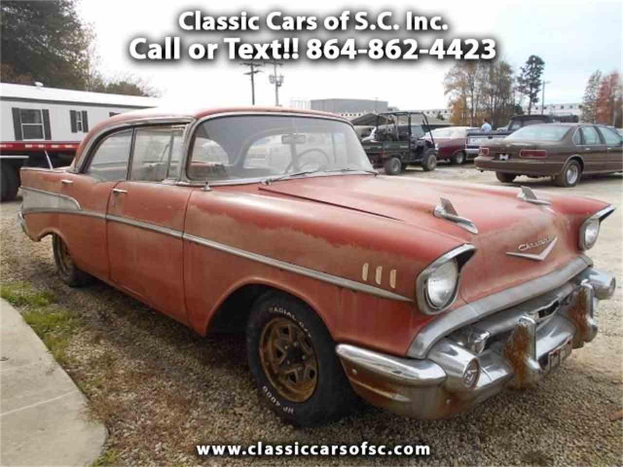 1957 Chevrolet Bel Air for Sale   ClassicCars.com   CC-761634