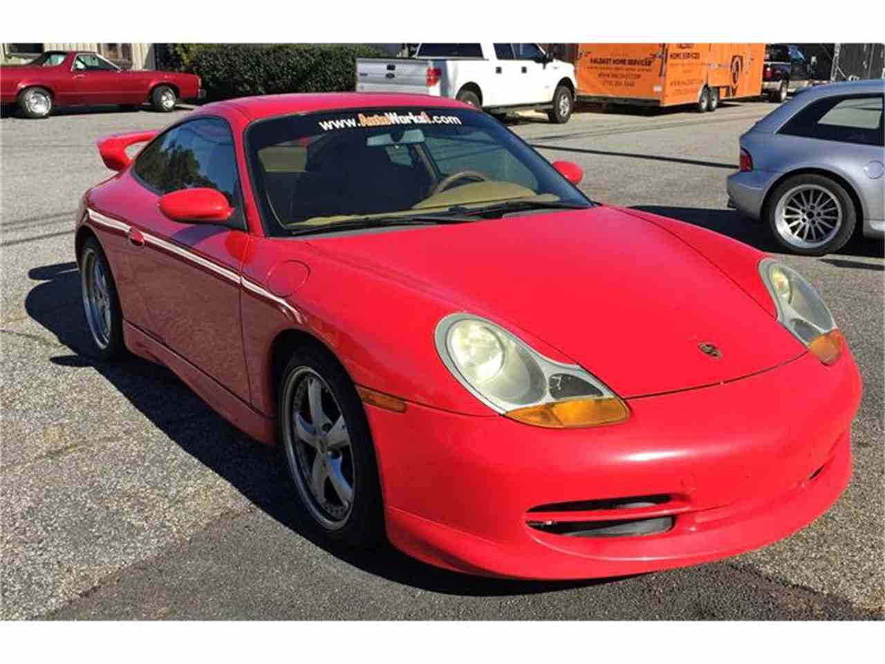 Large Picture of '99 911 Carrera 2 located in Alpharetta Georgia Offered by Muscle Car Jr - GBPE