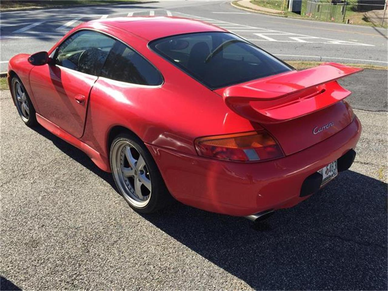 Large Picture of '99 911 Carrera 2 - GBPE