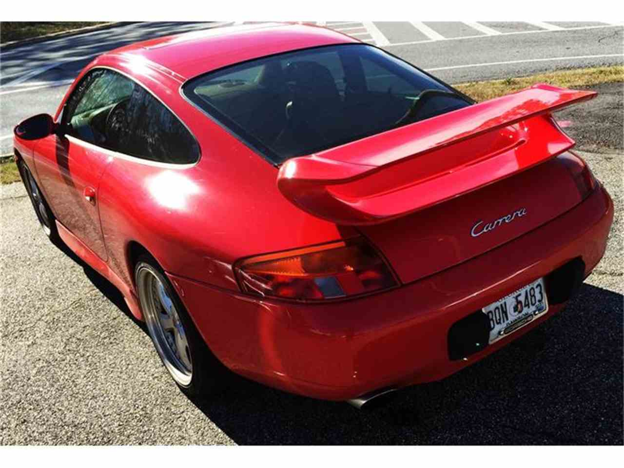 Large Picture of '99 Porsche 911 Carrera 2 - $15,390.00 - GBPE