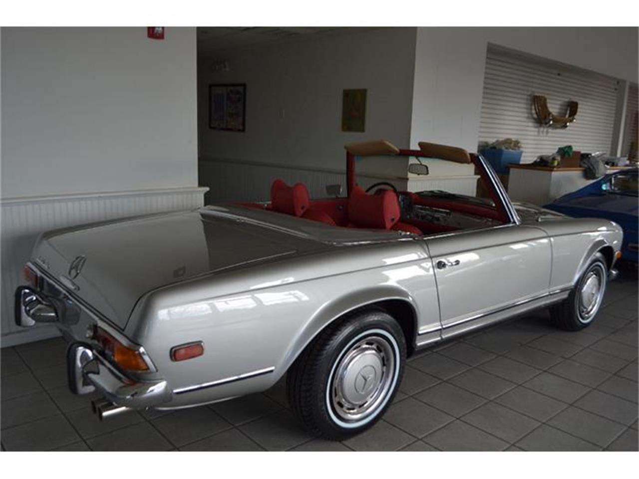 Large Picture of Classic '70 280SL located in Southampton New York - $149,000.00 Offered by Aventura Motors - GBQK