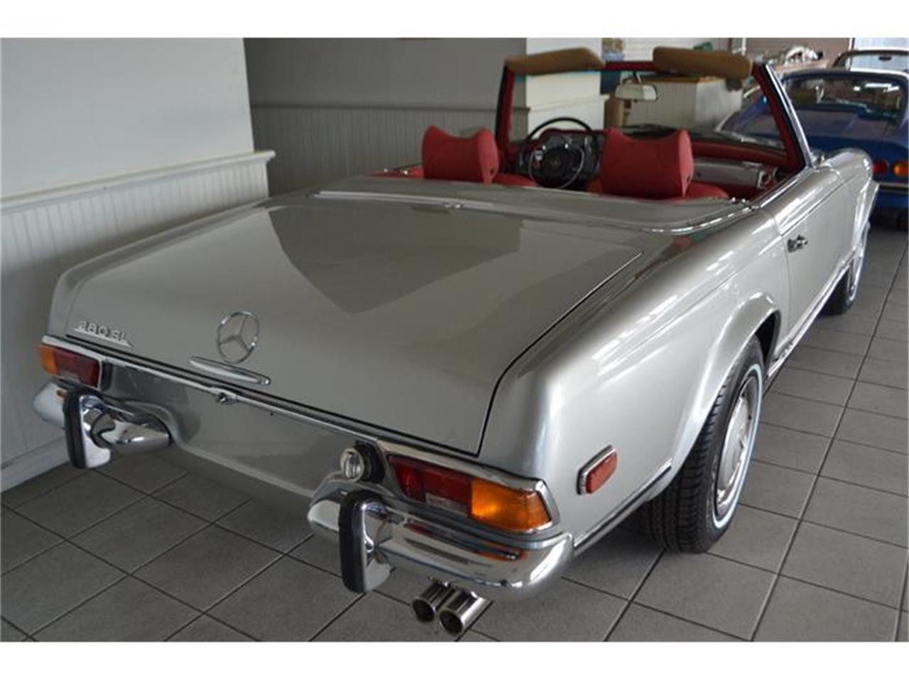 Large Picture of 1970 Mercedes-Benz 280SL located in New York Offered by Aventura Motors - GBQK