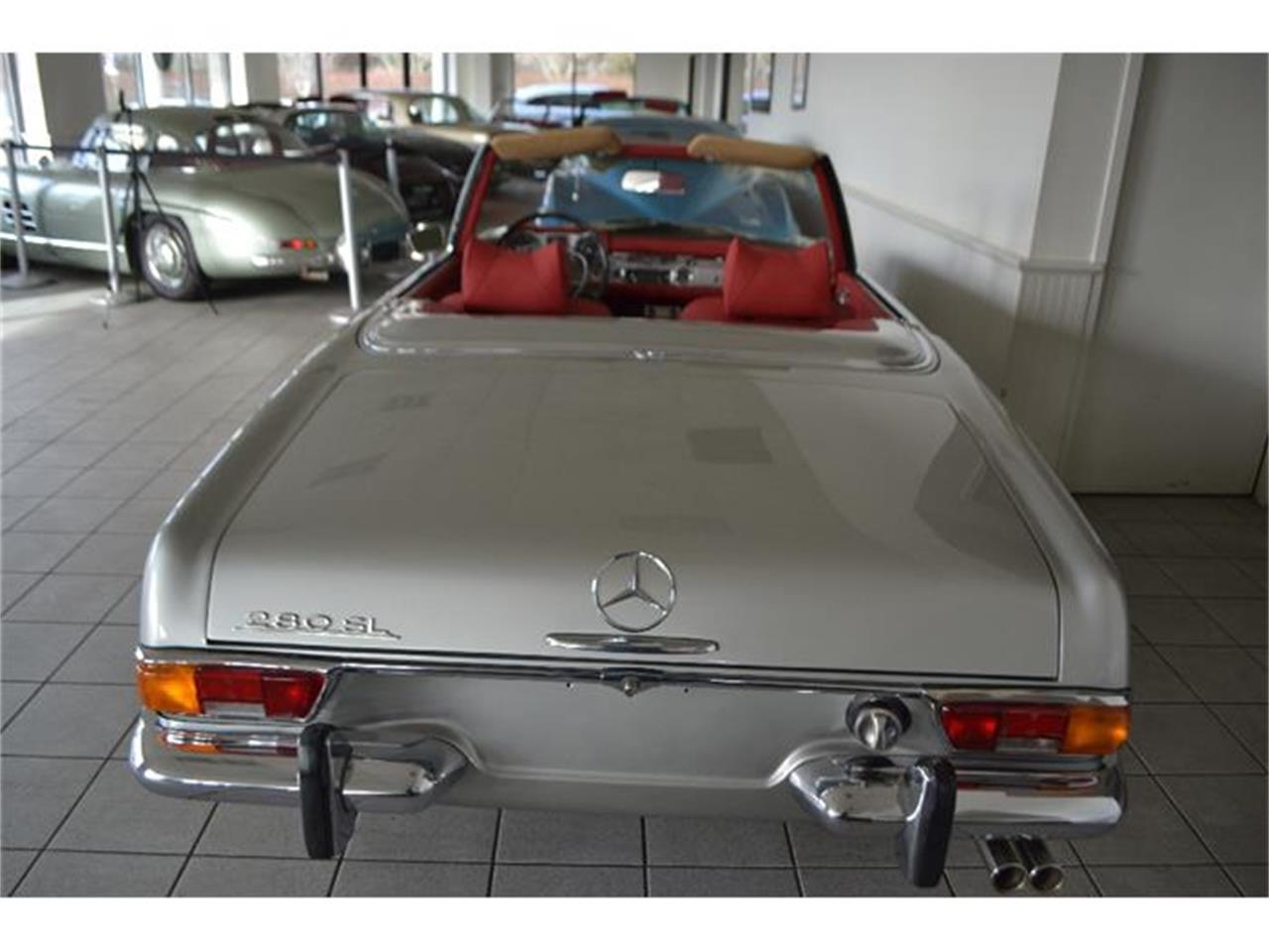 Large Picture of Classic '70 Mercedes-Benz 280SL Offered by Aventura Motors - GBQK