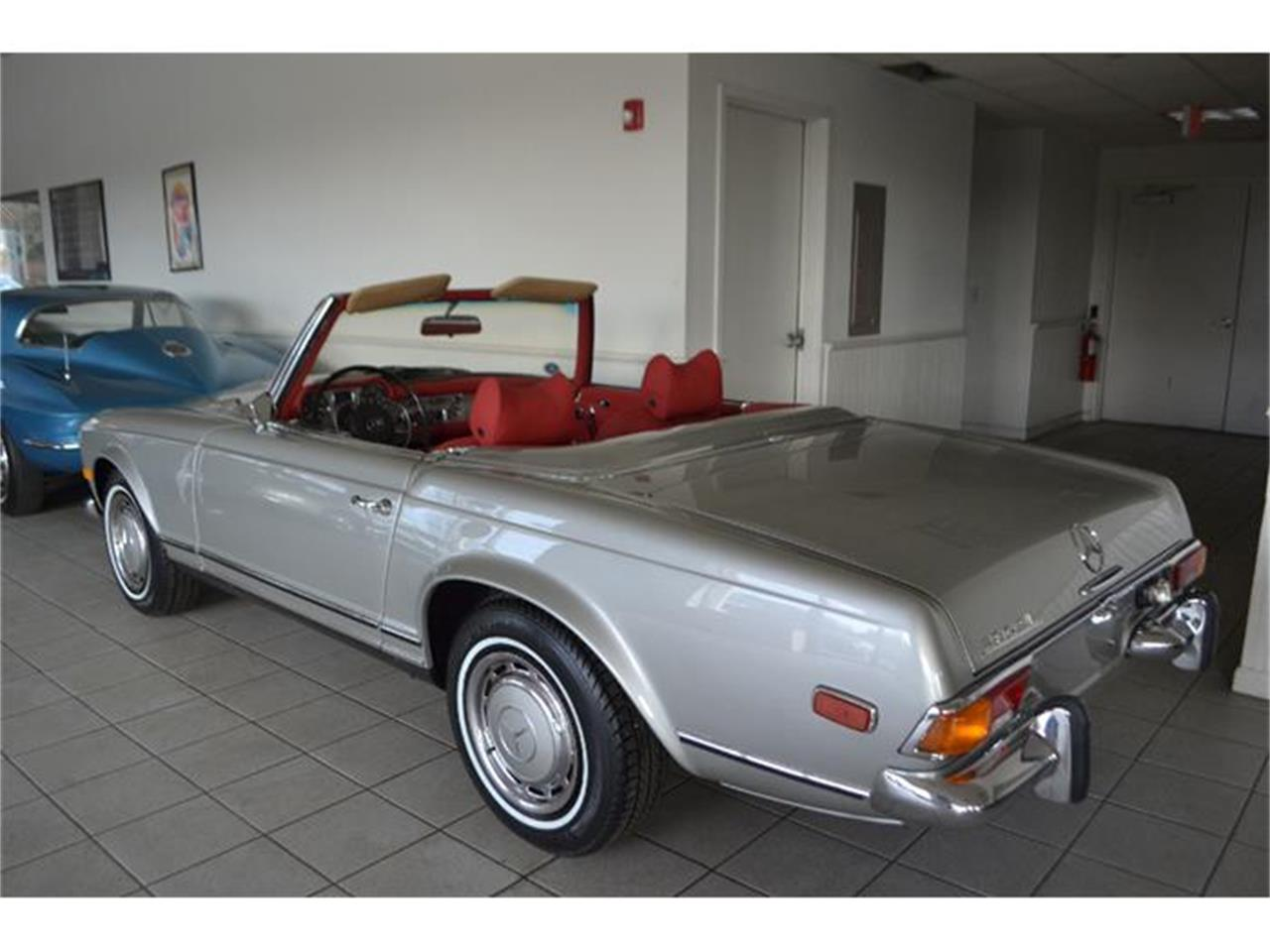 Large Picture of Classic '70 280SL located in New York - $149,000.00 - GBQK