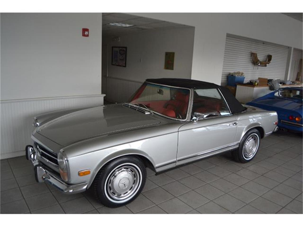Large Picture of 1970 Mercedes-Benz 280SL Offered by Aventura Motors - GBQK