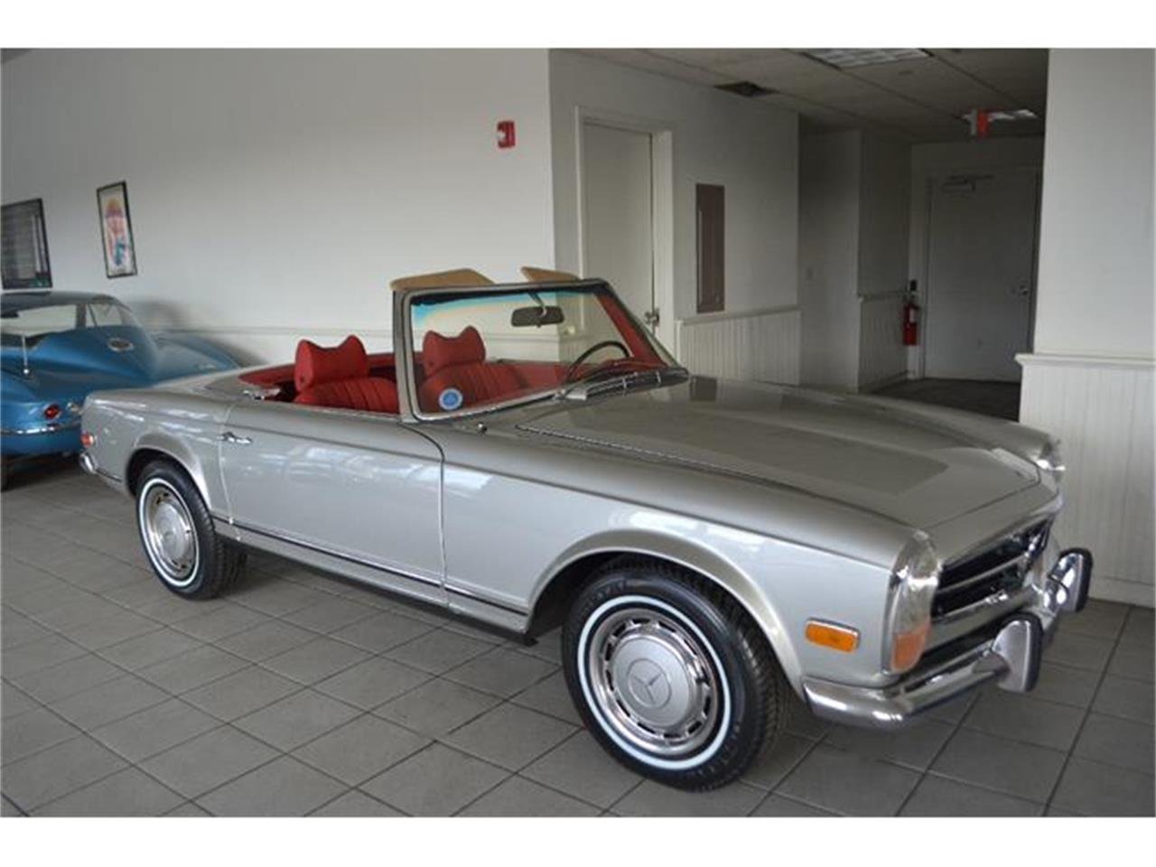 Large Picture of 1970 280SL located in New York - $149,000.00 Offered by Aventura Motors - GBQK