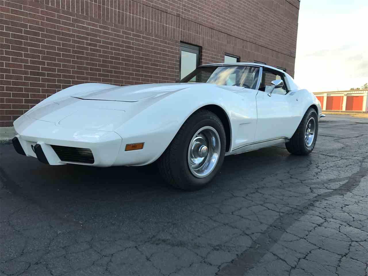 Large Picture of '73 Corvette - GBUR