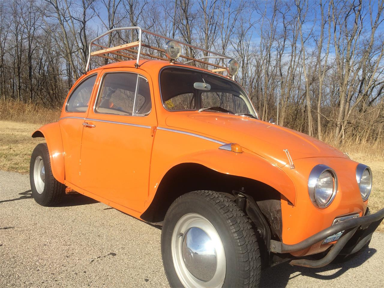 Large Picture of 1966 Volkswagen Beetle located in Missouri - $18,750.00 - GAKS